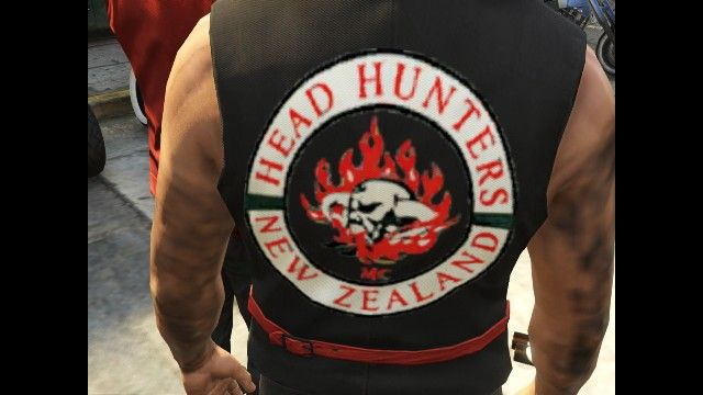 HEAD HUNTERS MC NZ GTA - CLUB CHARTER