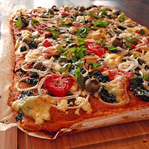 heavenly delights 6 aller art pizza und pasteten rezepte. Black Bedroom Furniture Sets. Home Design Ideas