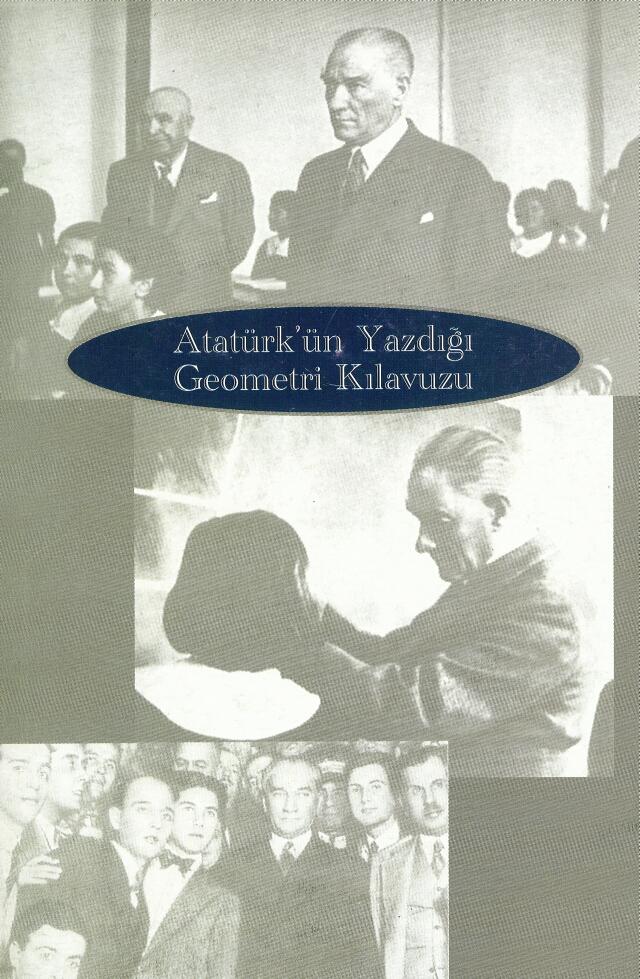 kapak Atatürkün Geometri Kitabı