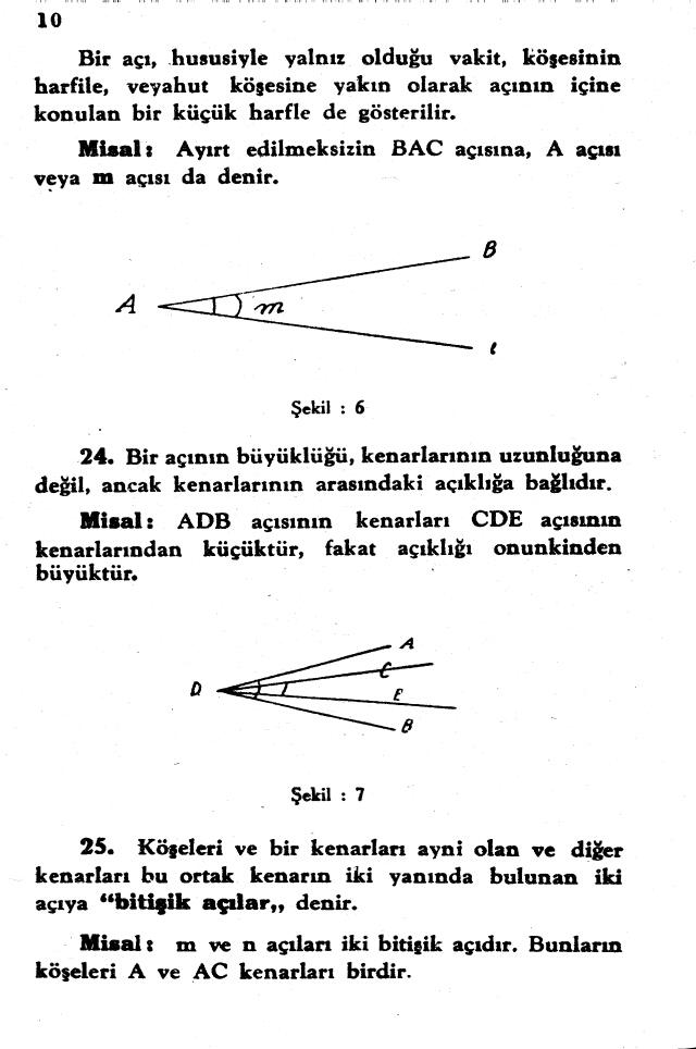 sayfa 10 Atatürkün Geometri Kitabı