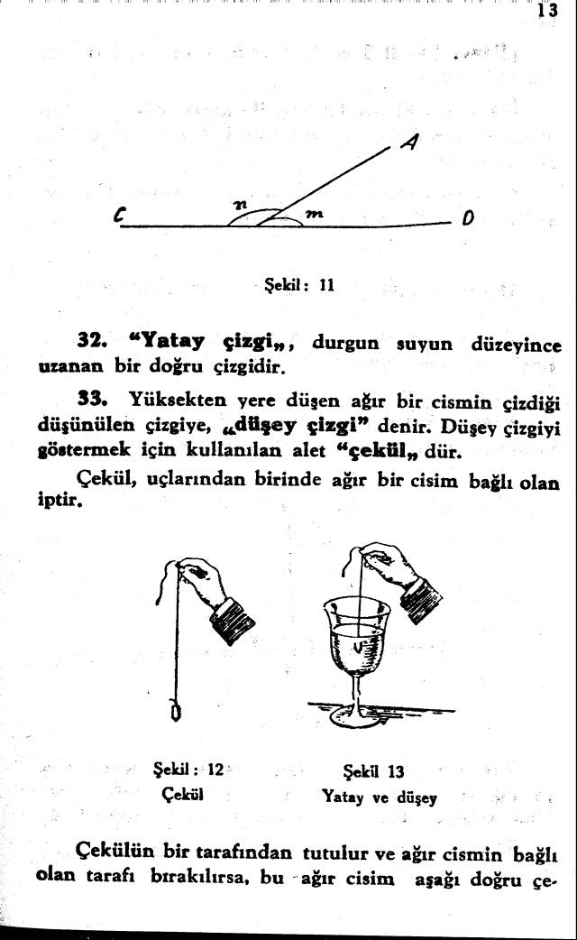 sayfa 13 Atatürkün Geometri Kitabı