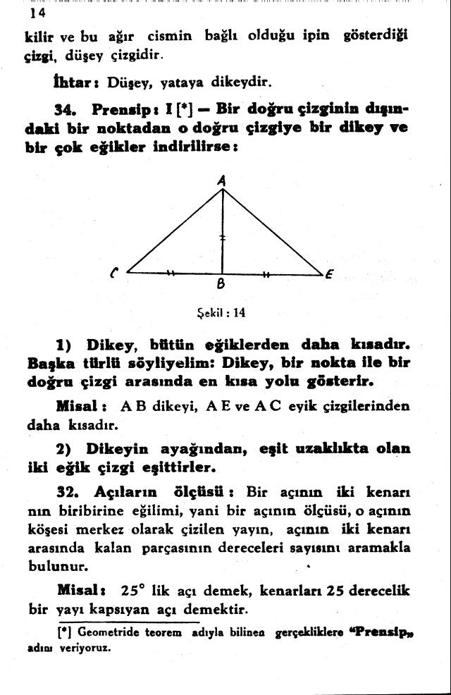 sayfa 14 Atatürkün Geometri Kitabı