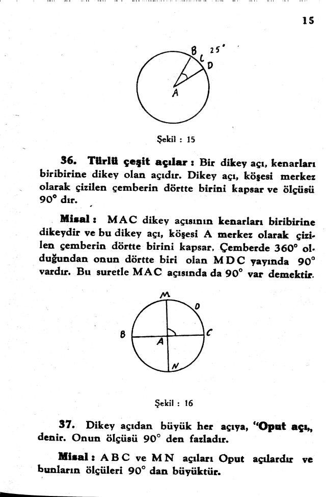 sayfa 15 Atatürkün Geometri Kitabı
