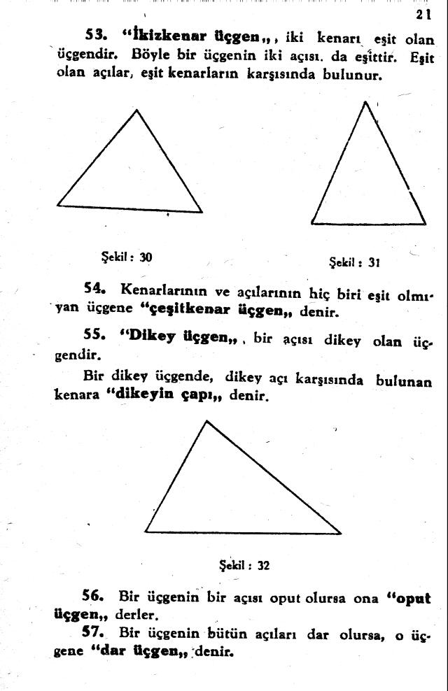 sayfa 21 Atatürkün Geometri Kitabı