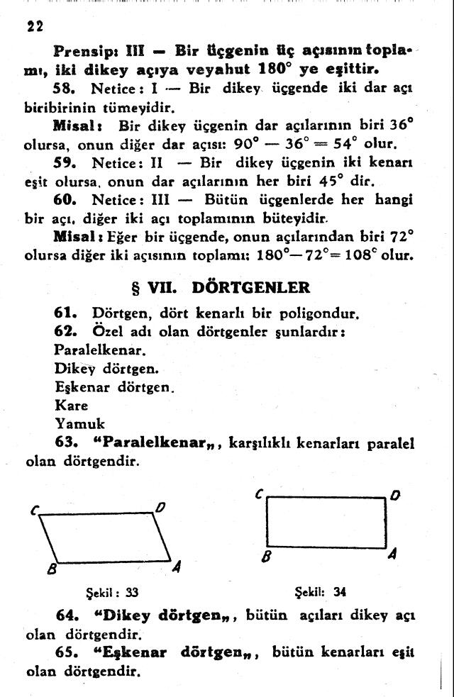 sayfa 22 Atatürkün Geometri Kitabı