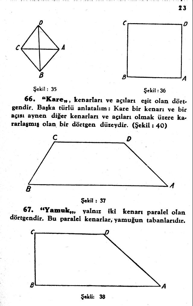 sayfa 23 Atatürkün Geometri Kitabı