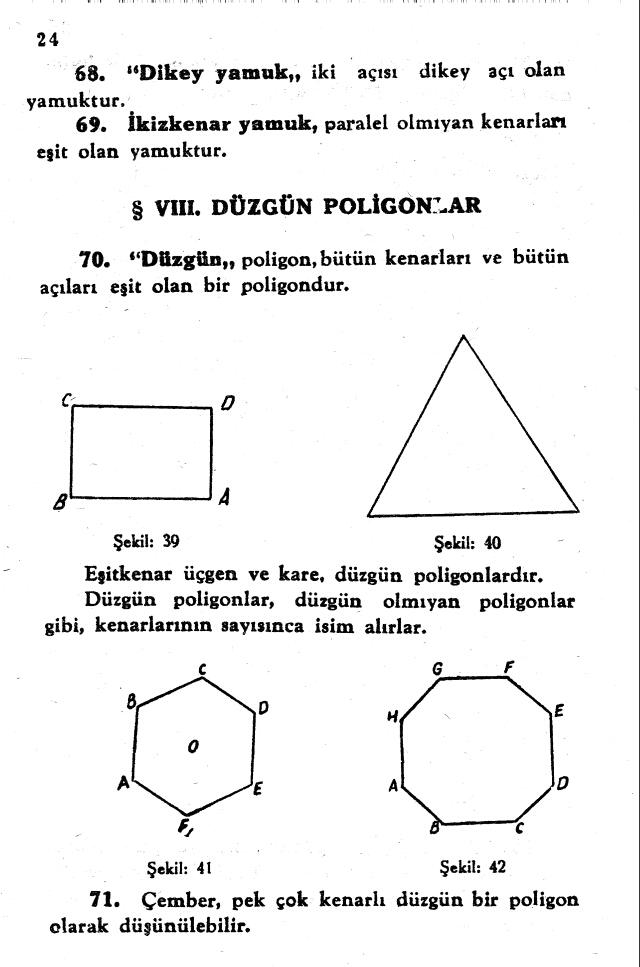 sayfa 24 Atatürkün Geometri Kitabı