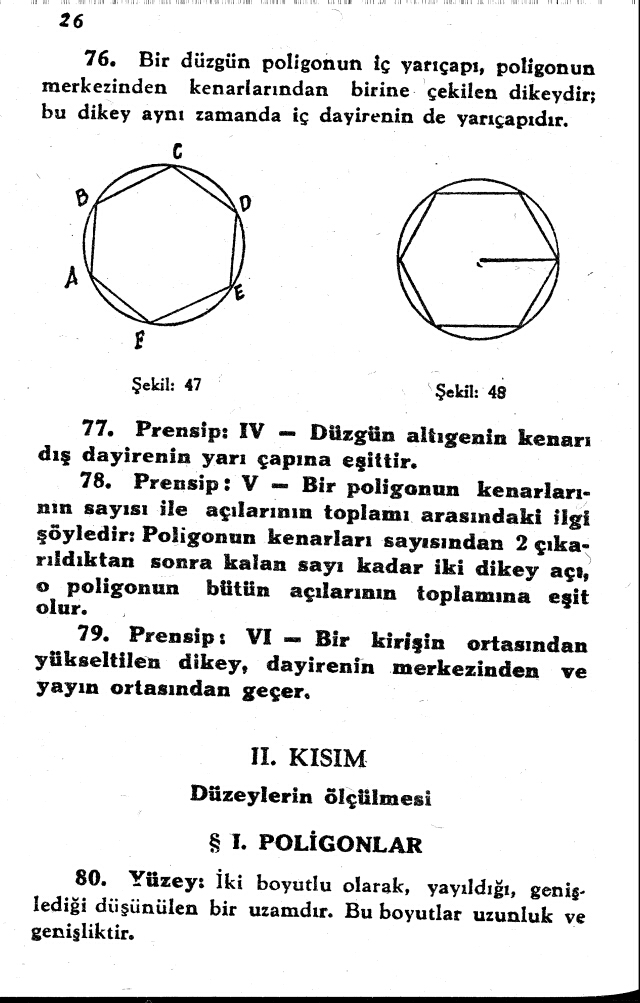 sayfa 26 Atatürkün Geometri Kitabı
