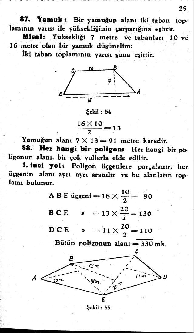 sayfa 29 Atatürkün Geometri Kitabı