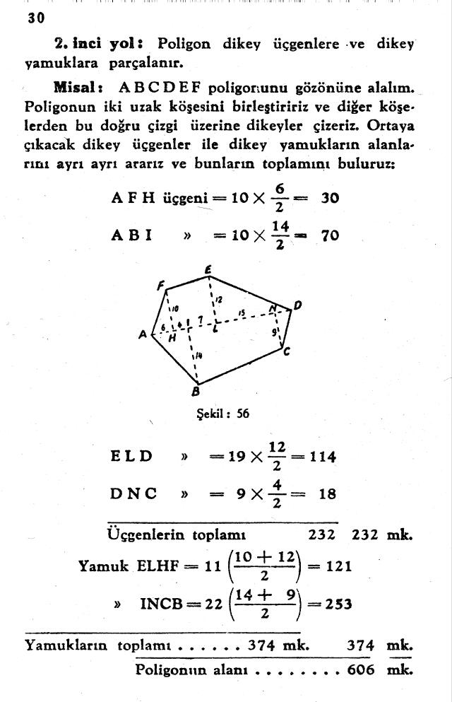 sayfa 30 Atatürkün Geometri Kitabı