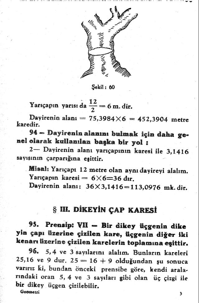 sayfa 33 Atatürkün Geometri Kitabı