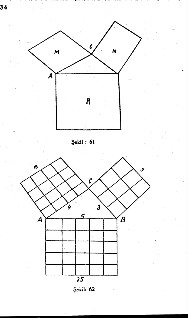 sayfa 34 Atatürkün Geometri Kitabı