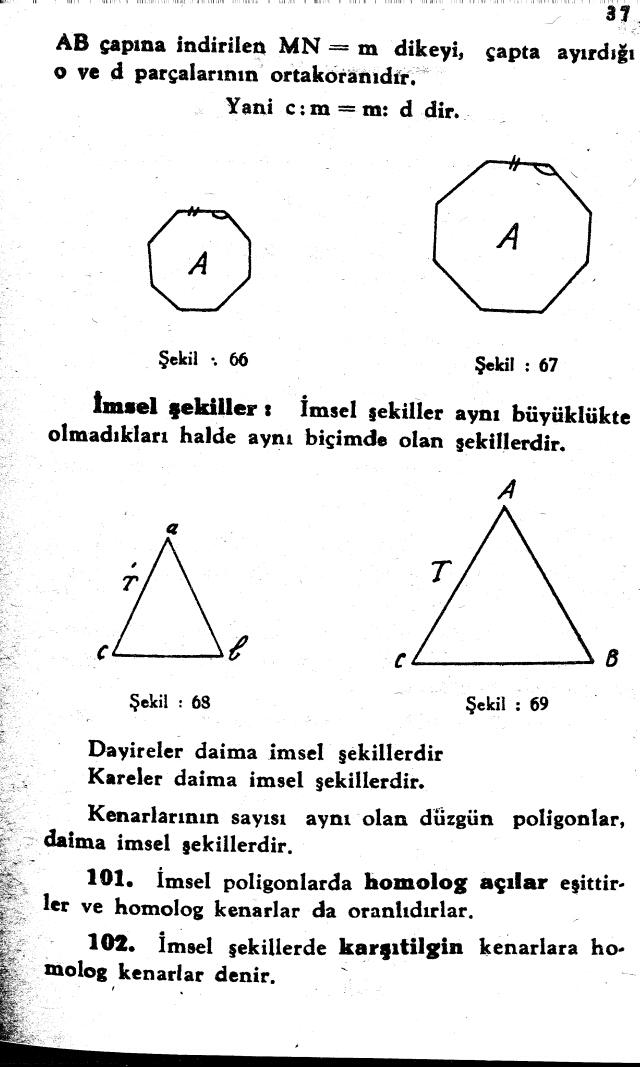 sayfa 37 Atatürkün Geometri Kitabı