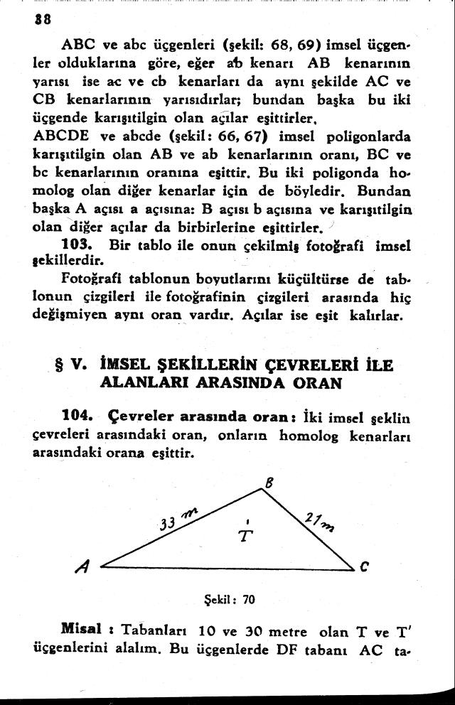 sayfa 38 Atatürkün Geometri Kitabı