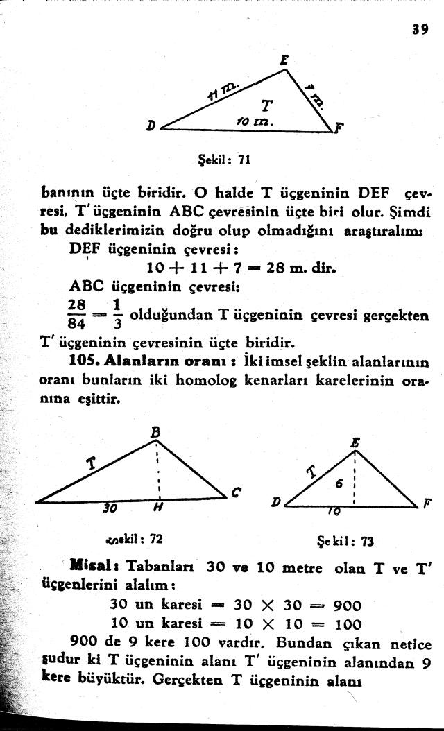 sayfa 39 Atatürkün Geometri Kitabı