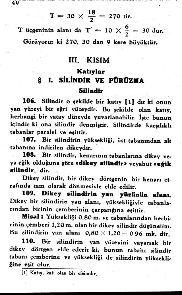 sayfa 40 Atatürkün Geometri Kitabı