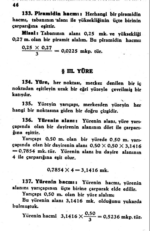 sayfa 46 Atatürkün Geometri Kitabı