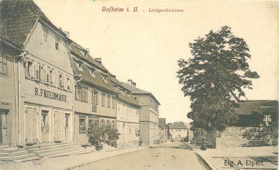 Unterfranken singler hofheim