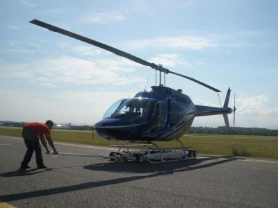 HELICOPTER TOUR IN DOMINICAN REPUBLIC  Image Tours II