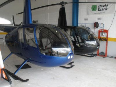 HELICOPTER TOUR IN DOMINICAN REPUBLIC  Our Aircraft