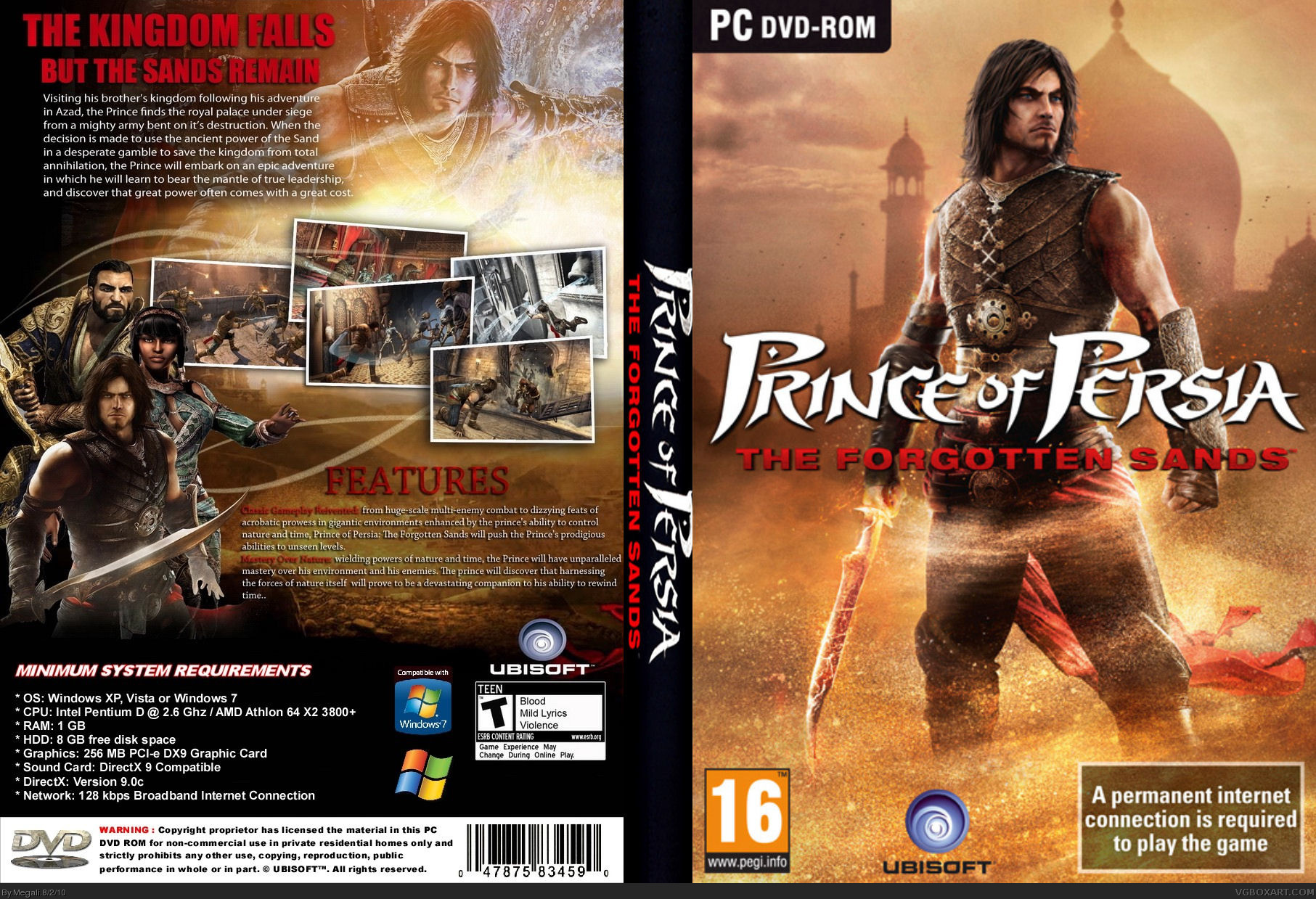Prince Of Persia Sand Of Time Game Download For Pc