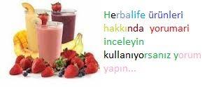 herbalife shake, herbalife hakkında yorumlar, herbalife kullananlar