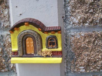 Hermosos detalles ceramica for Fachadas de ceramica
