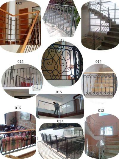 Barandales herreria para escaleras com portal pelautscom - Barandales de escaleras ...