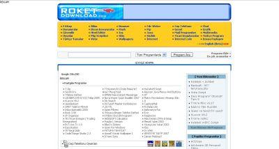 RoketDownload.Com Clone Script / Software Download Script + 1600 Software Database