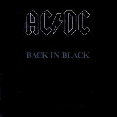 AC/DC - Back In Black 1980