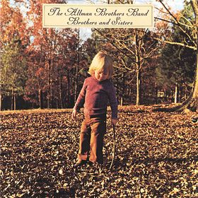 The Allman Brothers Band - Brothers And Sisters 1973