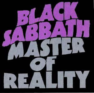 Black Sabbath - Master Of Reality 1971