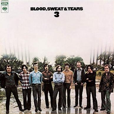Blood, Sweat & Tears - Blood, Sweat & Tears 3 1970