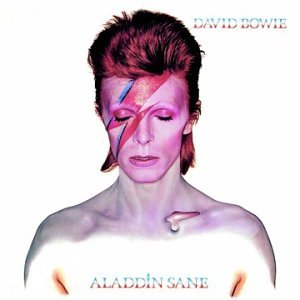David Bowie - Aladdin Sane 1973