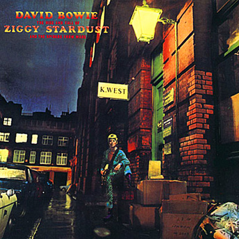 David Bowie - The Rise And Fall Of ziggy Stardust And The Spiders From Mars 1972