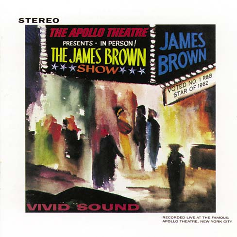 James Brown - Live at the Apollo 1963