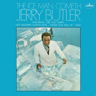 Jerry Butler - The Ice Man