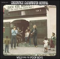 Creedence Clearwater Revival - Willy & The Poor Boys 1969