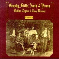 Crosby, Stills, Nash & Young - Deja Vu 1970