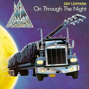 Def Leppard - On Throught the Night 1980