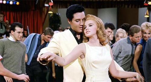 Elvis avec Ann-Margaret