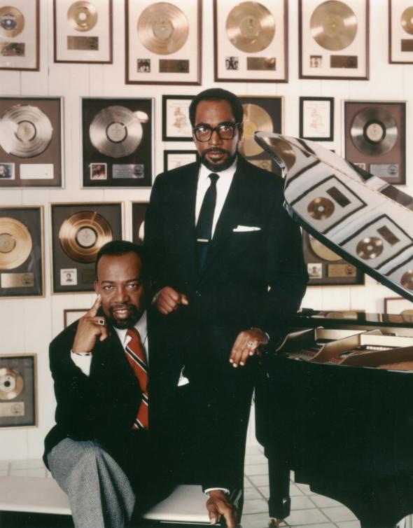 Kenny Gamble & Leon Huff