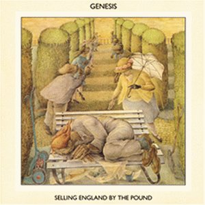 Genesis - Selling England By The Pound 1973
