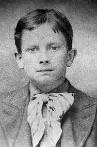 James Charles Rodgers à l'âge de 6 ans