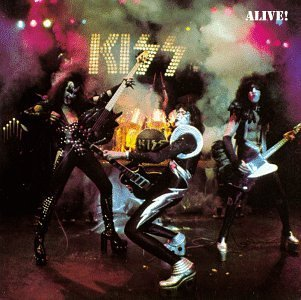 Kiss - Alive ! 1975