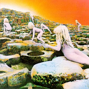 Led Zeppelin - Houses Of The Holy 1973