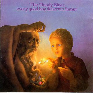 The Moody Blues - Every Good Boy Deserves A Favour 1971