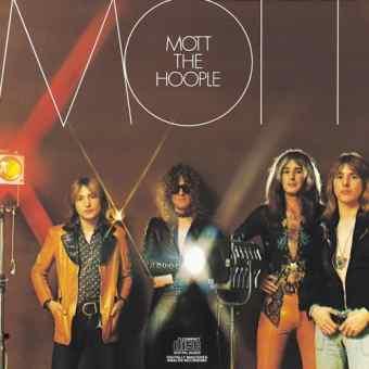 Mott The Hoople - Mott 1973