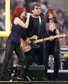 France D'amour, Michel Pagliaro et Nanette Workman