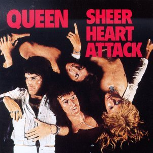 Queen - Sheer Heart Attack 1974